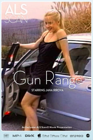 Jana Irrova - `Gun Range` - for ALS SCAN
