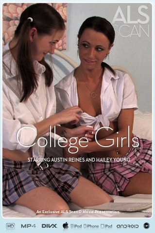 Austin Reines & Hailey Young - `College Girls` - for ALS SCAN
