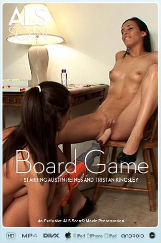 Austin Reines & Tristan Kingsley - `Board Game` - for ALS SCAN