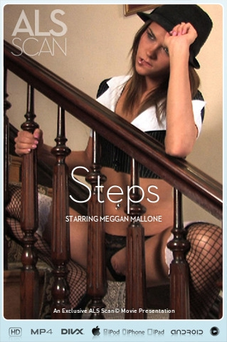 Meggan Mallone - `Steps` - for ALS SCAN