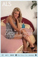 Sophie Moone - Zebra Dress