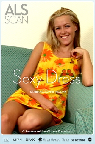 Sophie Moone - `Sexy Dress` - for ALS SCAN