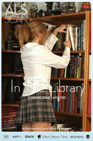 Jayme Langford - `In The Library` - for ALS SCAN