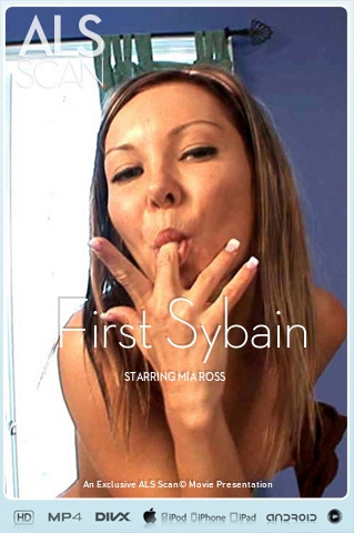 Mia Ross - `First Sybain` - for ALS SCAN