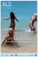 Amy Lee & Faye Reagan & Hailey Young & Kacey Jordan & Klaudia & Laura King - Sand and Surf 1