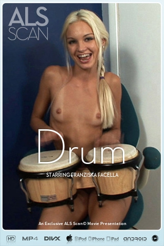 Franziska Facella - `Drum` - for ALS SCAN
