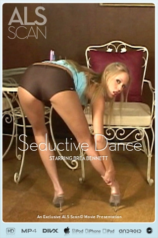 Brea Bennett - `Seductive Dance` - for ALS SCAN