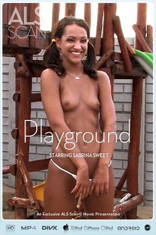 Sabrina Sweet - `Playground` - for ALS SCAN