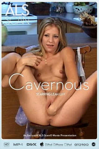 Leah Luv - `Cavernous` - for ALS SCAN