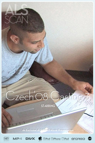 `Czech'08 Casting 3` - for ALS SCAN