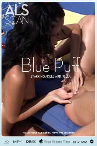 Adele & Nella - `Blue Puff` - for ALS SCAN