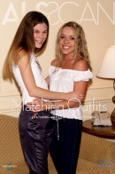 Ashley & Trisha Uptown - Matching Outfits