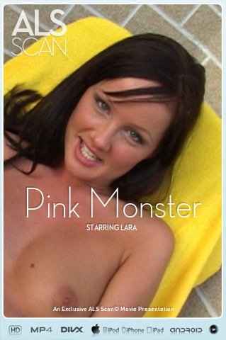 Lara - `Pink Monster` - for ALS SCAN