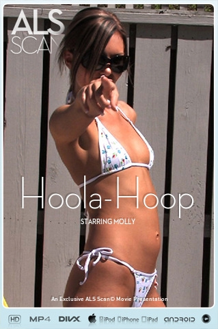 Molly - `Hoola-Hoop` - for ALS SCAN