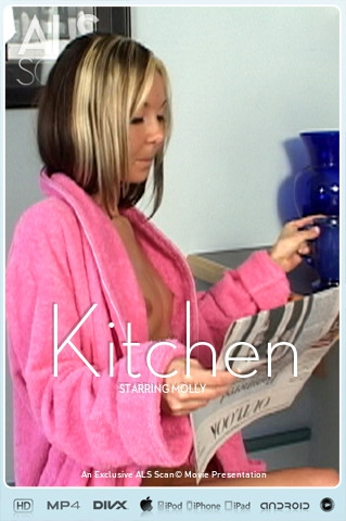 Molly - `Kitchen` - for ALS SCAN