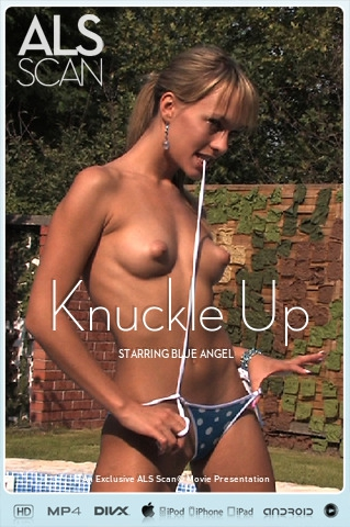 Blue Angel - `Knuckle Up` - for ALS SCAN