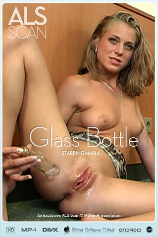Maria - `Glass Bottle` - for ALS SCAN
