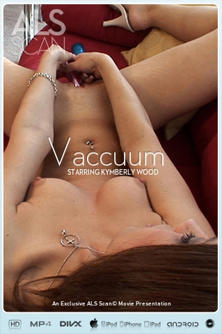 Kymberly Wood - `Vaccuum` - for ALS SCAN