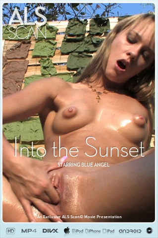 Blue Angel - `Into the Sunset` - for ALS SCAN
