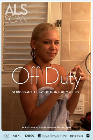 Amy Lee & Faye Reagan & Hailey Young & Kacey Jordan & Klaudia & Laura King - `Off Duty` - for ALS SCAN
