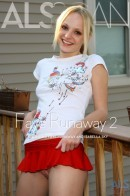 Faye Runaway 2 gallery from ALS SCAN