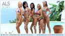 Adele & Amy Lee & Nella & Paris & Sandy - Bikinis 1