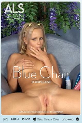 Josie - `Blue Chair` - for ALS SCAN