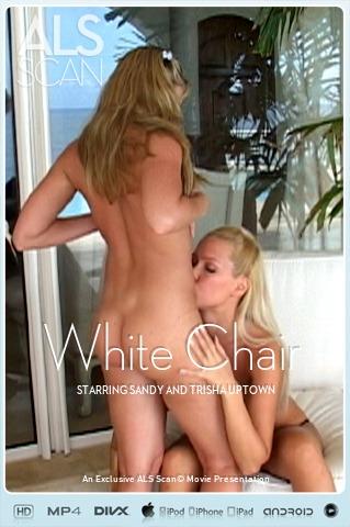 Sandy & Trisha Uptown - `White Chair` - for ALS SCAN