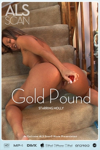 Molly - `Gold Pound` - for ALS SCAN