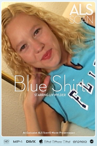 Liv Wylder - `Blue Shirt` - for ALS SCAN
