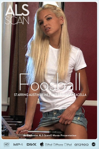 Austin Reines & Franziska Facella - `Foosball` - for ALS SCAN