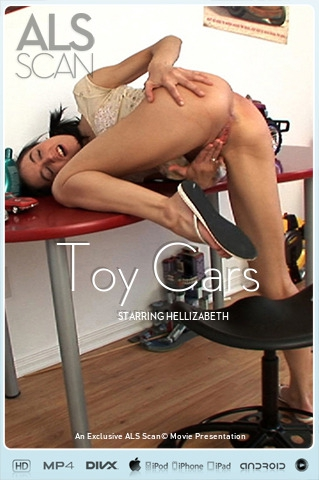 Hellizabeth - `Toy Cars` - for ALS SCAN