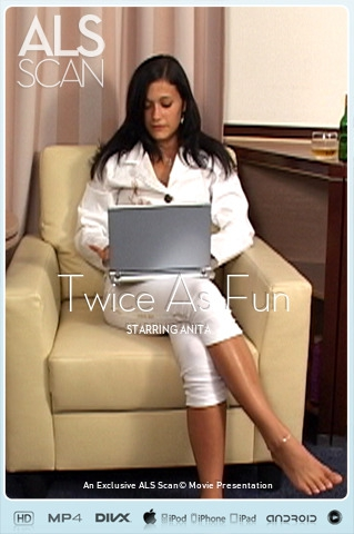 Anita - `Twice As Fun` - for ALS SCAN
