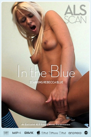 Rebecca Blue - `In the Blue` - for ALS SCAN