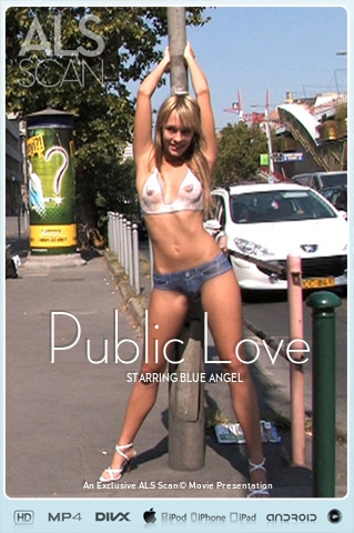 Blue Angel - `Public Love` - for ALS SCAN
