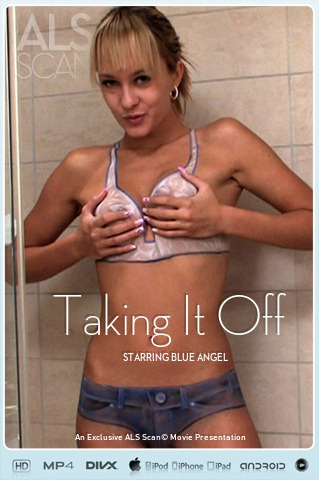 Blue Angel - `Taking It Off` - for ALS SCAN