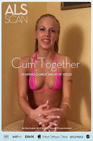 Charlie & Kylie Wylde - `Cum Together` - for ALS SCAN