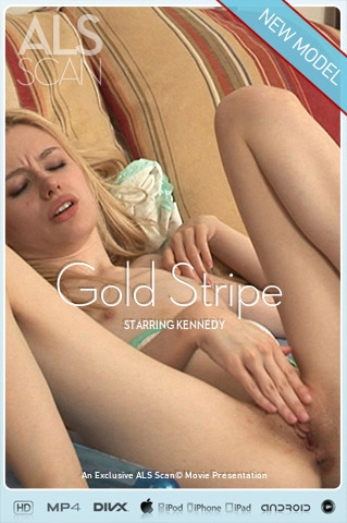 Kennedy - `Gold Stripe` - for ALS SCAN