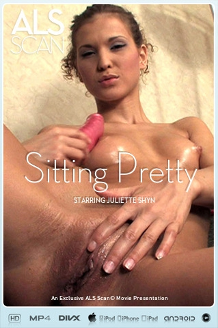 Juliette Shyn - `Sitting Pretty` - for ALS SCAN