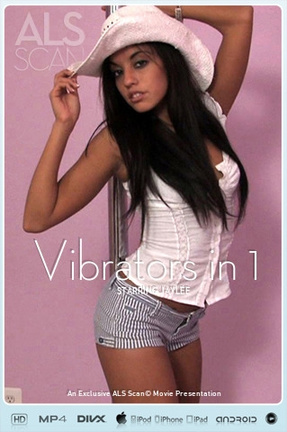 Jaylee - `Vibrators in 1` - for ALS SCAN
