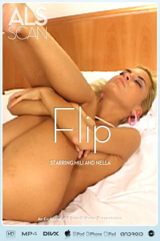 Mili & Nella - `Flip` - for ALS SCAN