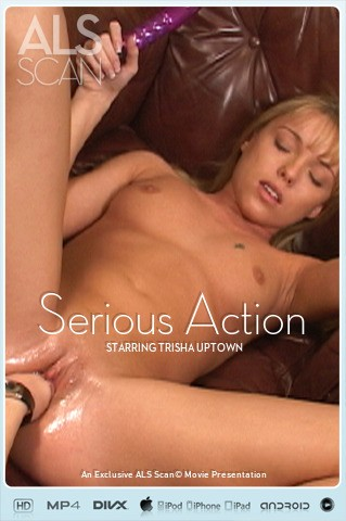 Trisha Uptown - `Serious Action` - for ALS SCAN