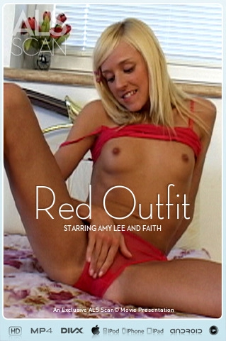 Amy Lee & Faith - `Red Outfit` - for ALS SCAN