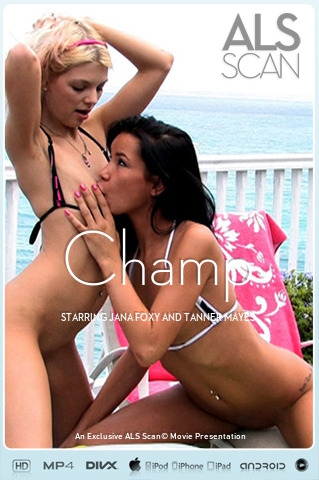 Jana Foxy & Tanner Mayes - `Champ` - for ALS SCAN