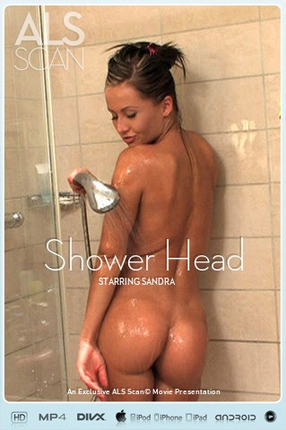 Sandra - `Shower Head` - for ALS SCAN
