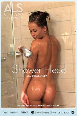 Sandra - `Shower Head` - for ALS SCAN