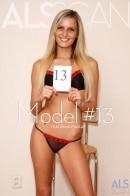 Model #13