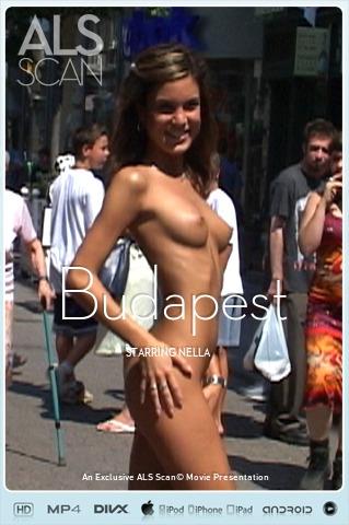 Nella - `Budapest` - for ALS SCAN