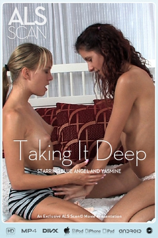 Blue Angel & Yasmine - `Taking It Deep` - for ALS SCAN