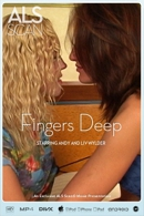 Andy & Liv Wylder in Fingers Deep video from ALS SCAN
